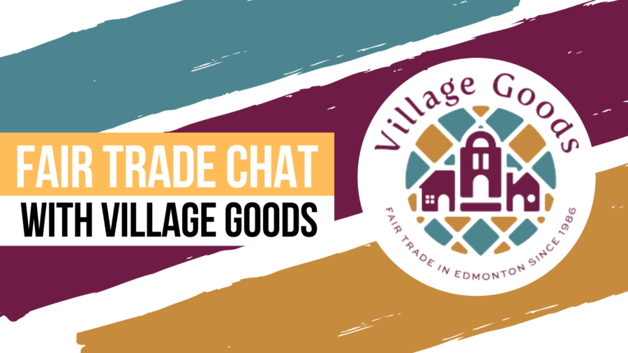 Village Goods Blog banner